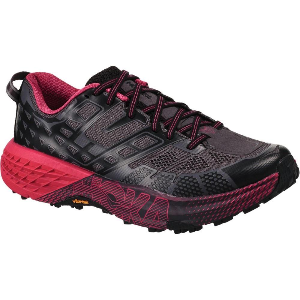 入園入学祝い ホカ オネオネ オネオネ レディース Running ランニング・ウォーキング シューズ・靴【Speedgoat 2 Trail Trail Running Shoe】Black/Azalea, 岩内郡:1d85c839 --- hortafacil.dominiotemporario.com