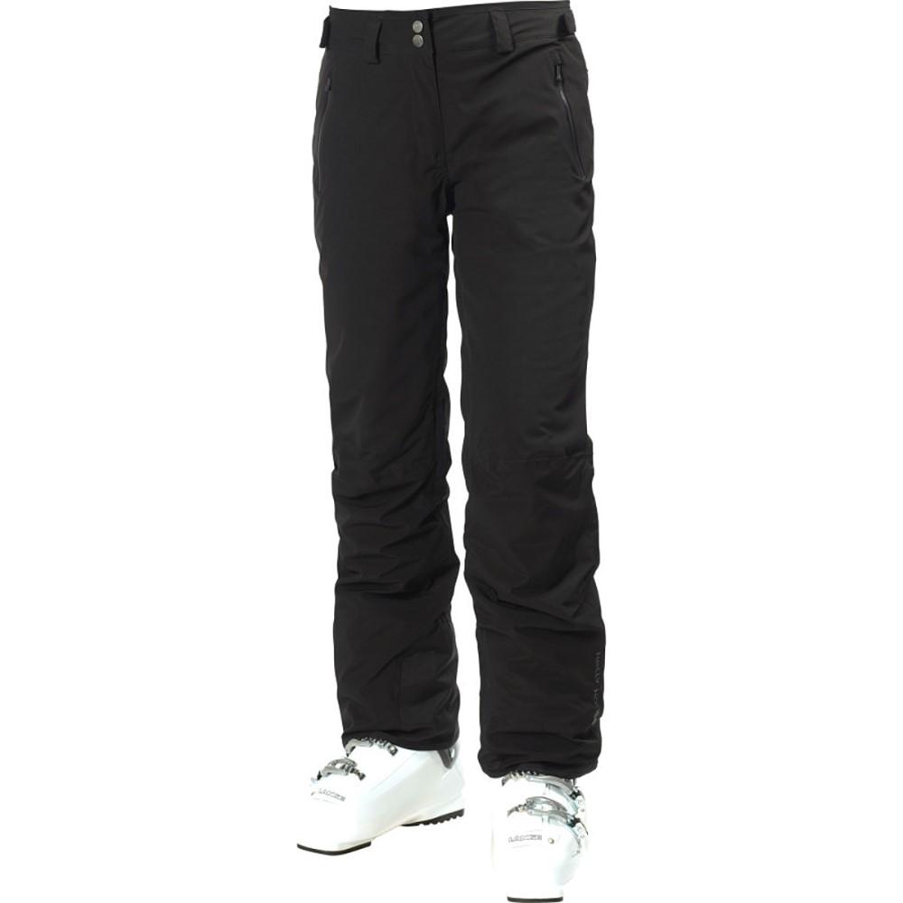 ヘリーハンセン レディース スキー・スノーボード ボトムス・パンツ【Legendary Pant】Black
