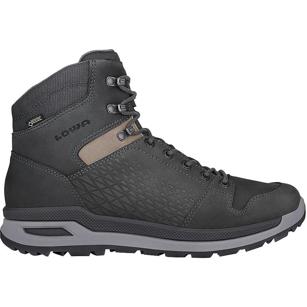 ロワ メンズ ハイキング・登山 シューズ・靴【Locarno GTX Mid Hiking Boots】Anthracite