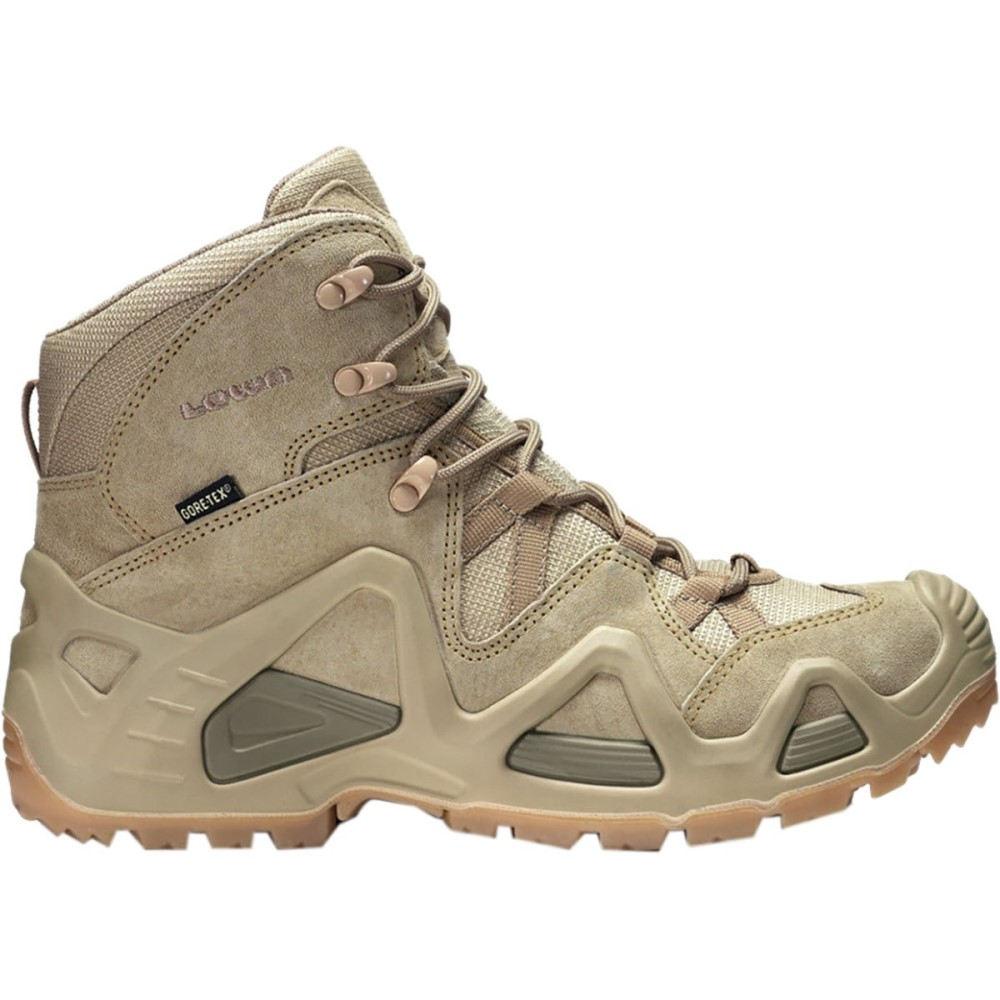 ロワ メンズ ハイキング・登山 シューズ・靴【Zephyr GTX Mid Hiking Boots】Beige/Brown