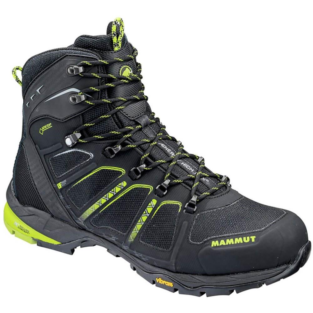 マムート メンズ ハイキング・登山 シューズ・靴【T Aenergy High GTX Boots】Black/Sprout