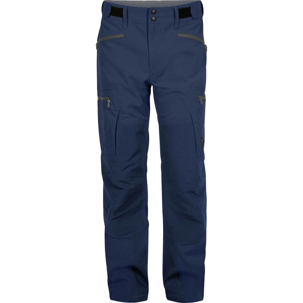 ボトムス・パンツ【Svalbard メンズ Duty Pants】Indigo Heavy Night ノローナ