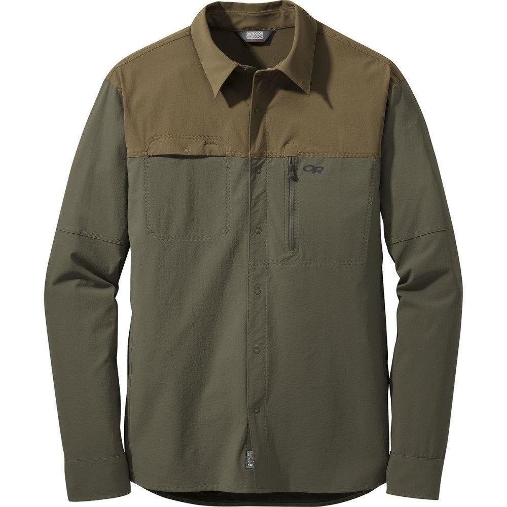 アウトドアリサーチ メンズ トップス シャツ【Ferrosi Utility Long - Sleeve Shirts】Coyote/Fatigue