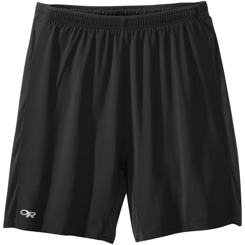 アウトドアリサーチ メンズ フィットネス・トレーニング ボトムス・パンツ【Airfoil Shorts】Black