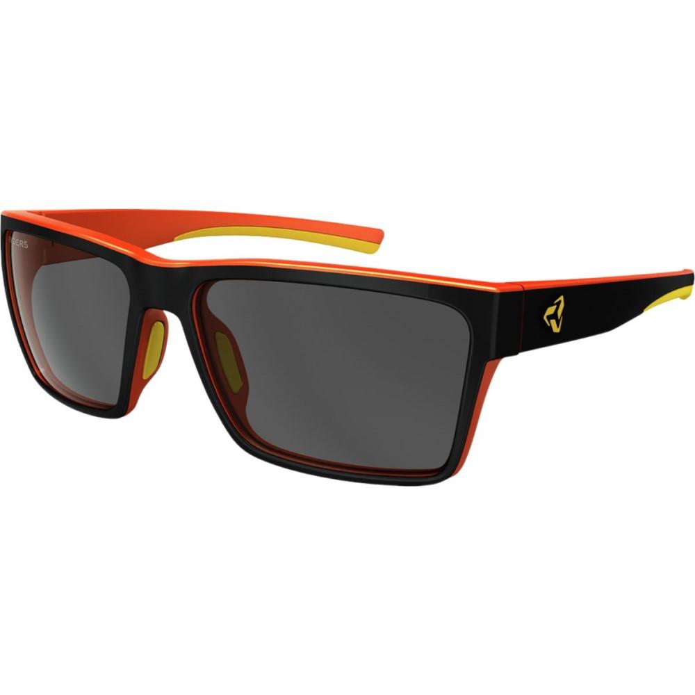 ライダーズ アイウェア レディース スポーツサングラス【Nelson Photochromic Sunglasses】Photo Black-Orange-Yellow / Grey Lens