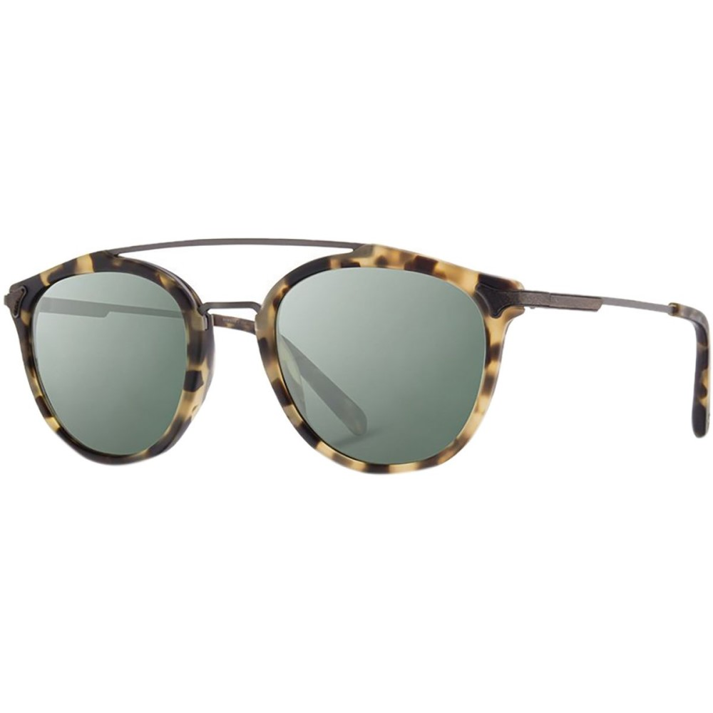 シュウッド レディース メガネ・サングラス【Kinsrow Sunglasses】Matte Havana - G