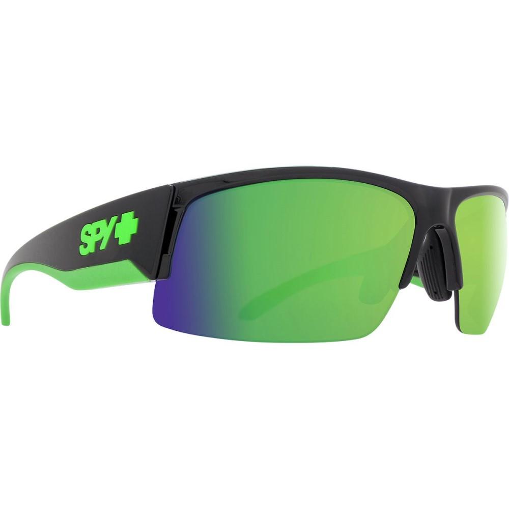 スパイ メンズ スポーツサングラス【Flyer Sunglasses】Green - Happy Bronze W/Green Spectra