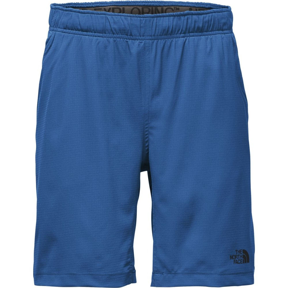ザ ノースフェイス メンズ フィットネス・トレーニング ボトムス・パンツ【Versitas Dual Shorts】Turkish Sea