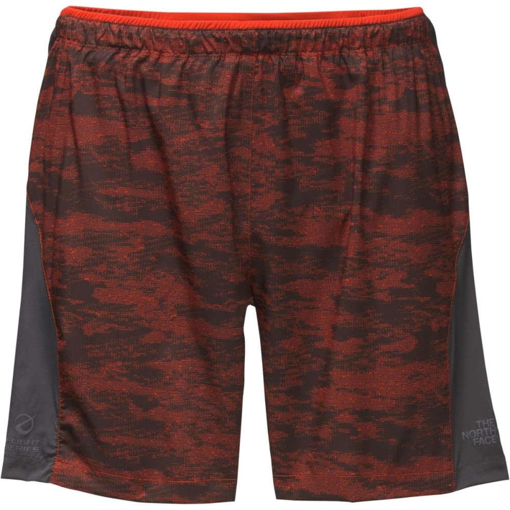 ザ ノースフェイス メンズ フィットネス・トレーニング ボトムス・パンツ【Flight Better Than Naked Shorts】Poinciana Orange Digicamo Print