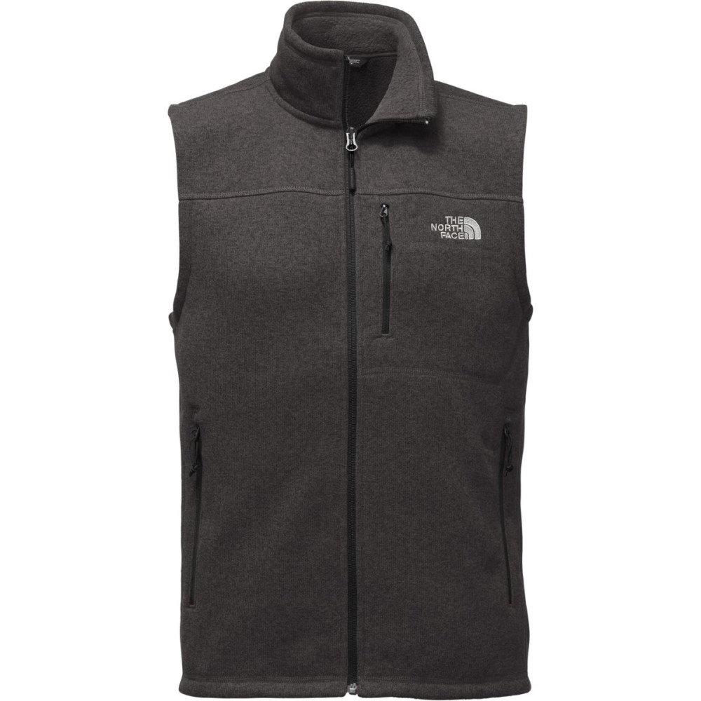 ザ ノースフェイス メンズ トップス ベスト・ジレ【Gordon Lyons Fleece Vests】Tnf Black Heather