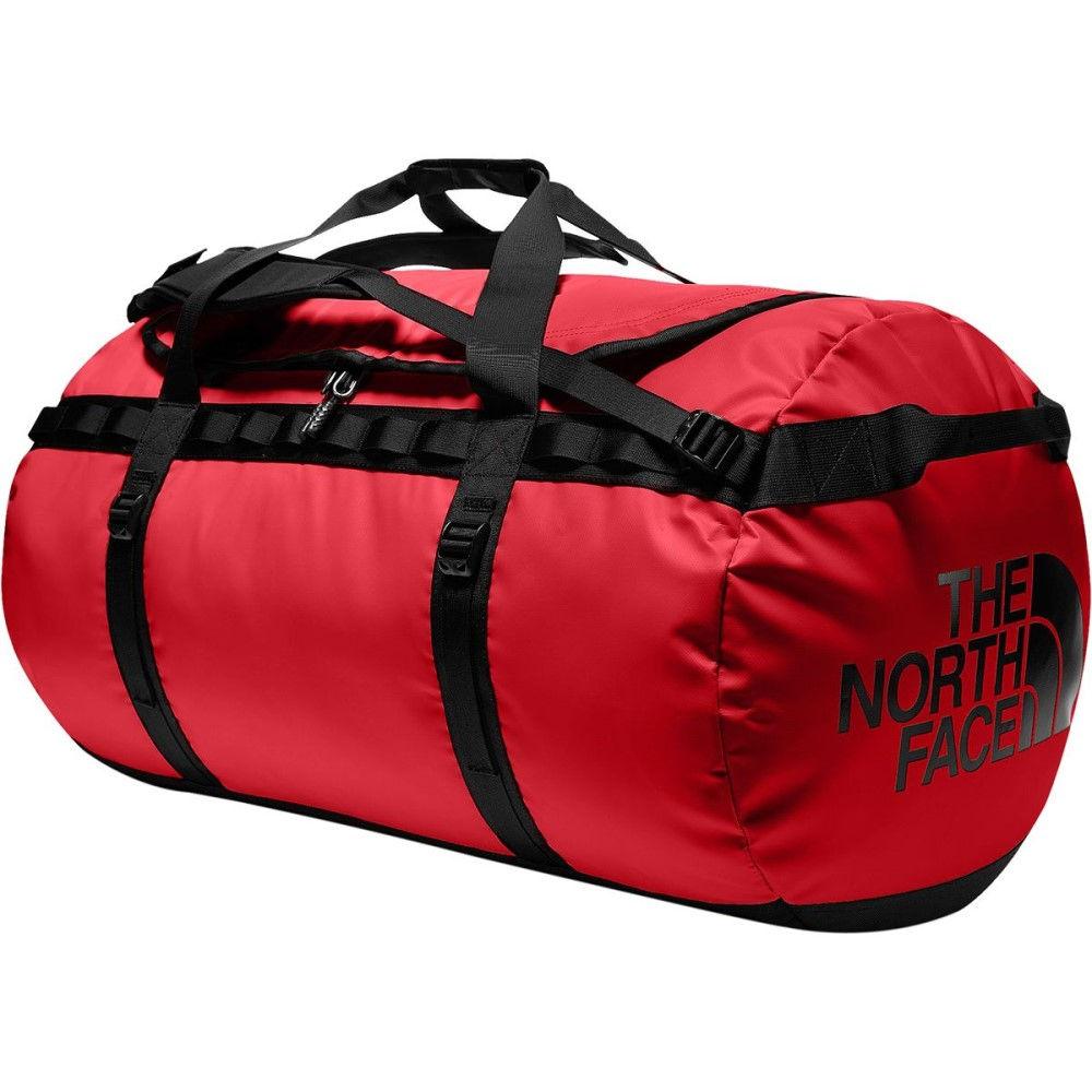 ザ ノースフェイス レディース バッグ ボストンバッグ・ダッフルバッグ【Base Camp 132L Duffel】Tnf Red/Tnf Black