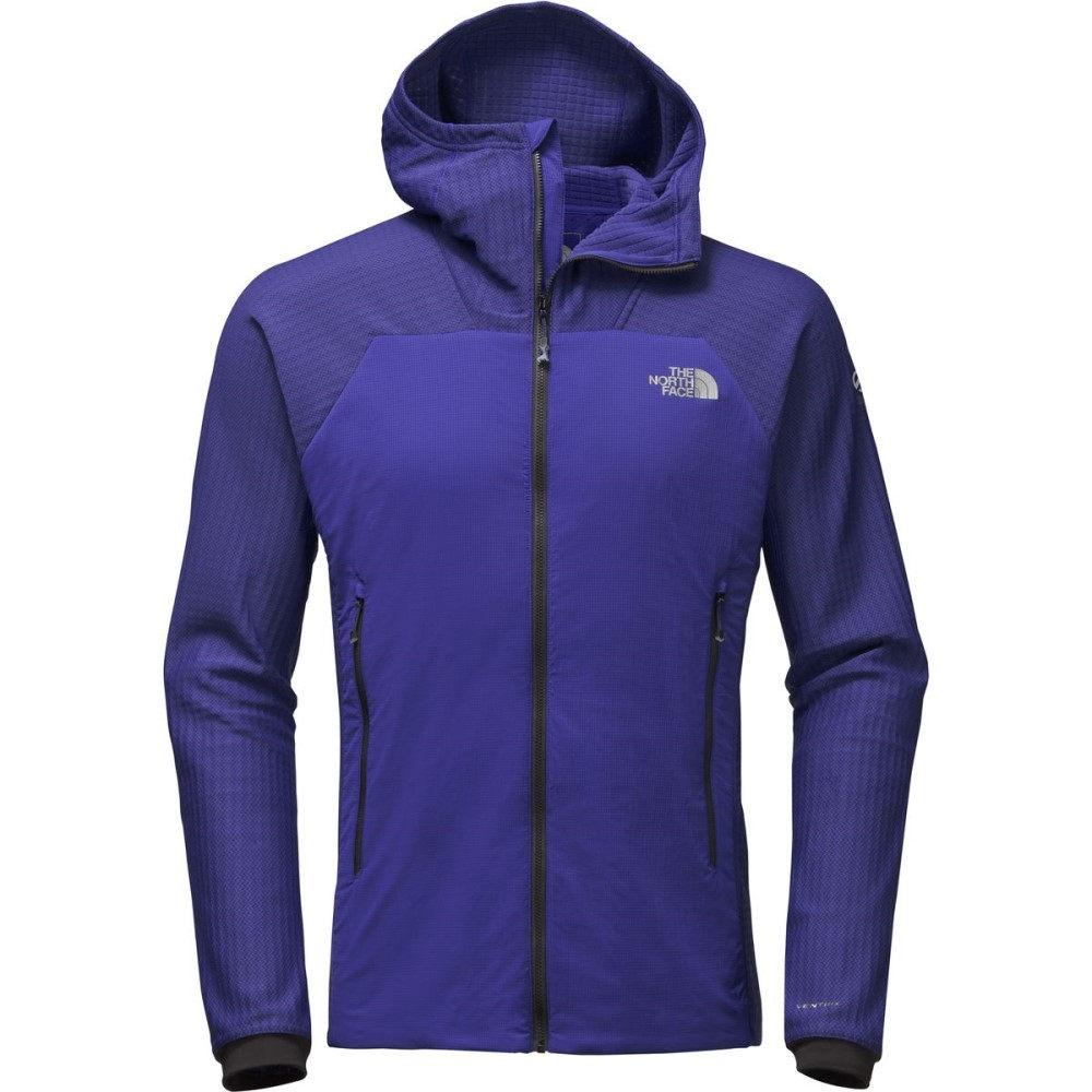 ザ ノースフェイス メンズ アウター ジャケット【Summit L3 Ventrix Hooded Hybrid Jackets】Inauguration Blue/Inauguration Blue