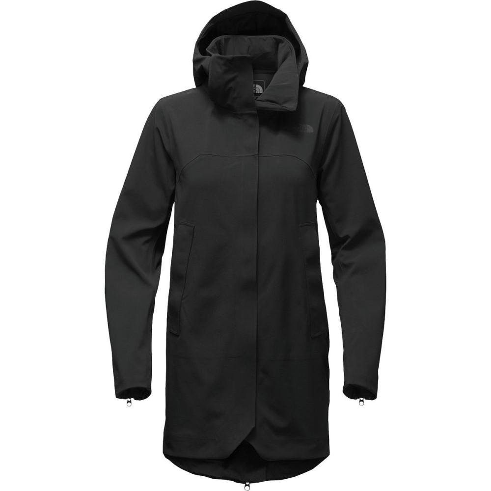 ザ ノースフェイス レディース アウター レインコート【Apex Flex GTX Trench Jacket】Tnf Black