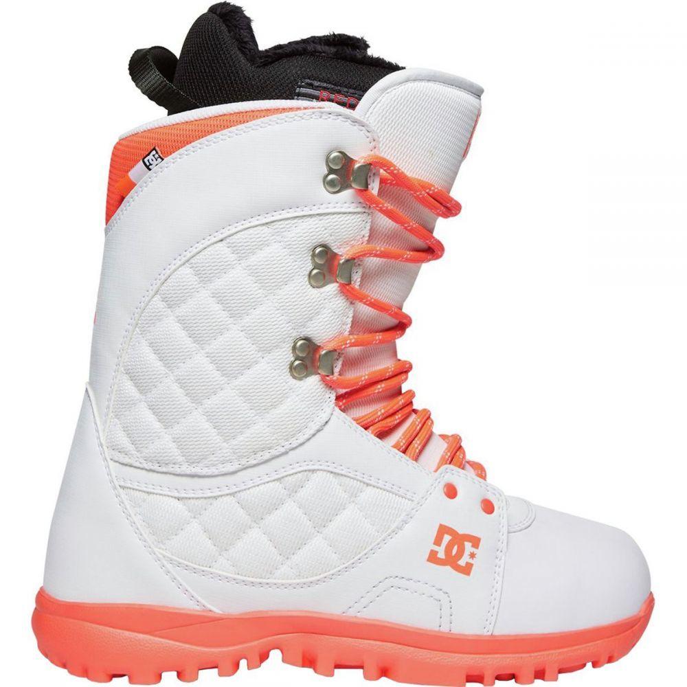 ディーシー レディース スキー・スノーボード シューズ・靴【Karma Snowboard Boot】White