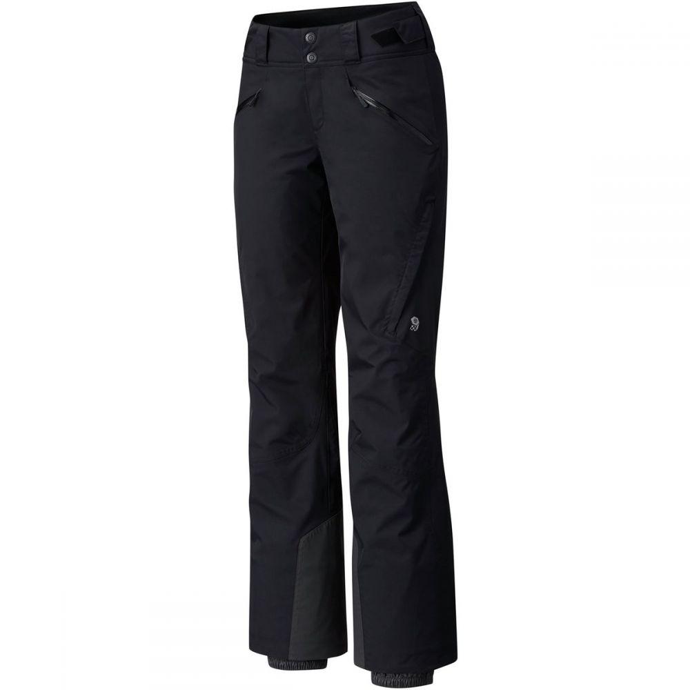 マウンテンハードウェア レディース スキー・スノーボード ボトムス・パンツ【Link Insulated Pant】Black
