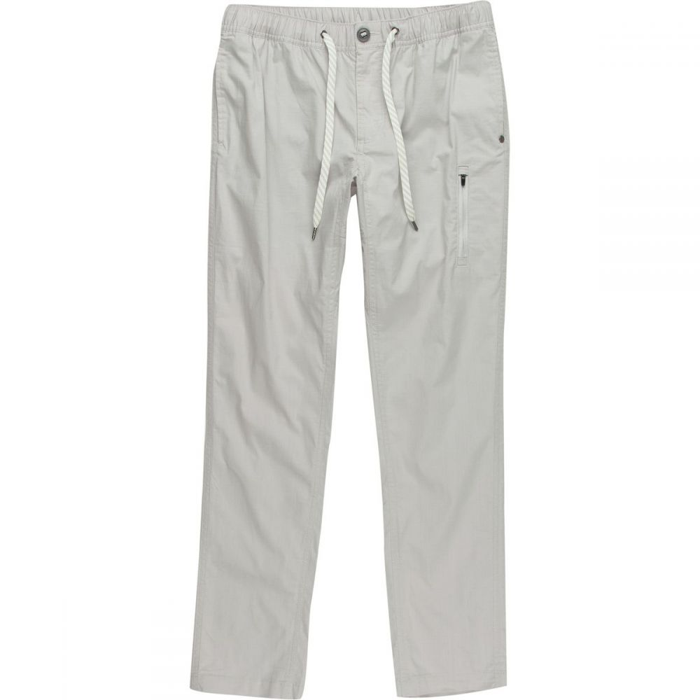 ヴォリ メンズ クライミング ボトムス・パンツ【Ripstop Climber Pants】Light Grey
