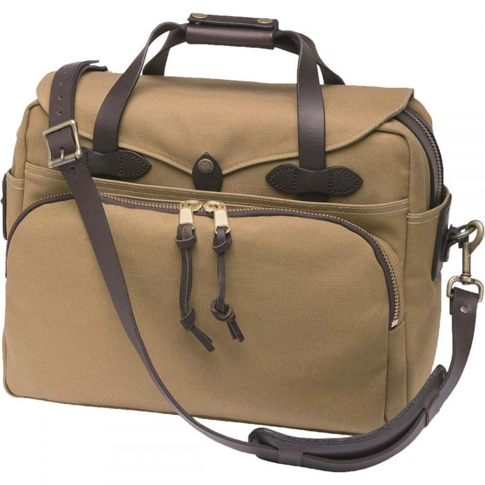 フィルソン レディース バッグ パソコンバッグ【Padded Computer Bag】Tan