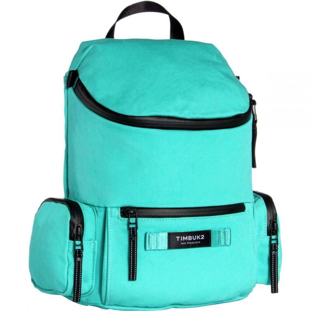 ティンバックツー レディース バッグ バックパック・リュック【Canteen Canvas 7L Backpack】Aquamint