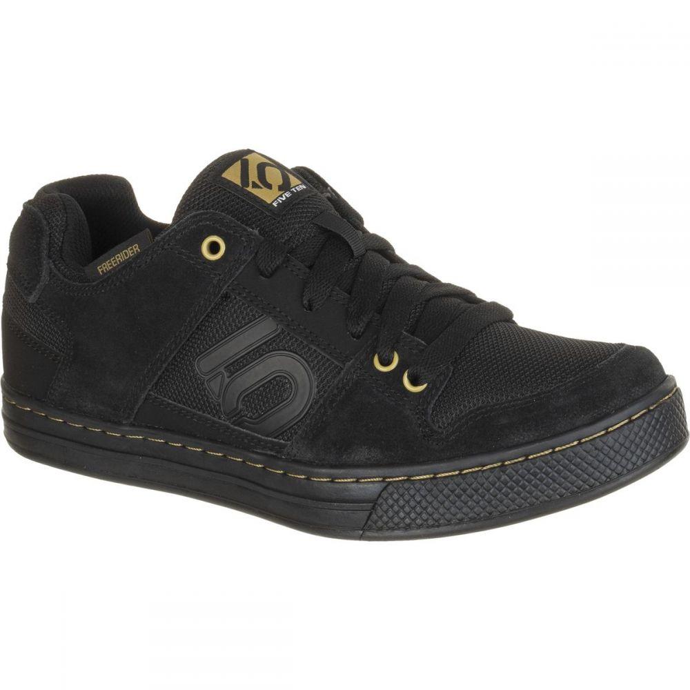 ファイブテン メンズ 自転車 シューズ・靴【Freerider Shoes】Black Leather