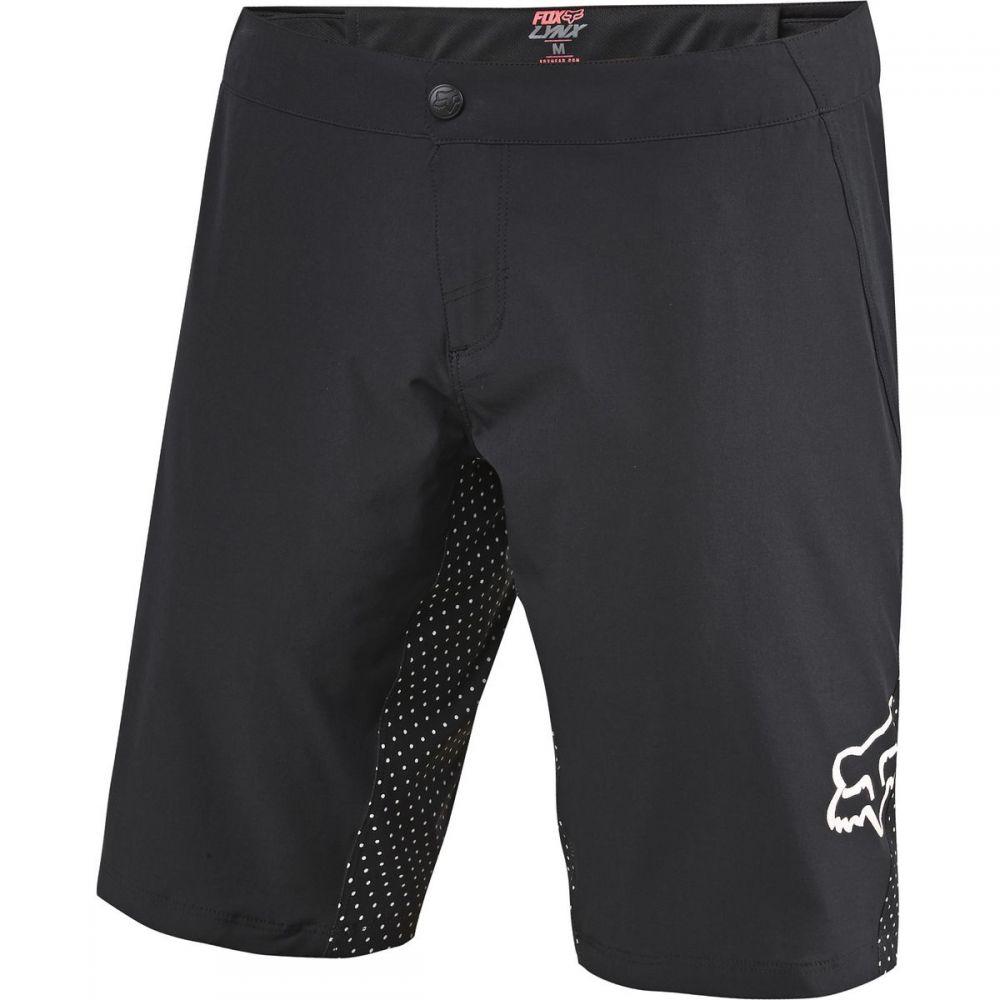 フォックス レーシング レディース 自転車 ボトムス・パンツ【Lynx Shorts】Black/White