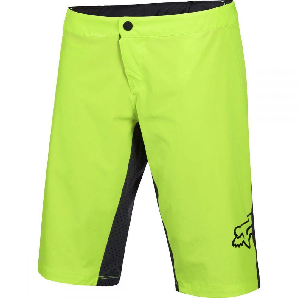 フォックス レーシング レディース 自転車 ボトムス・パンツ【Lynx Shorts】Flo Yellow