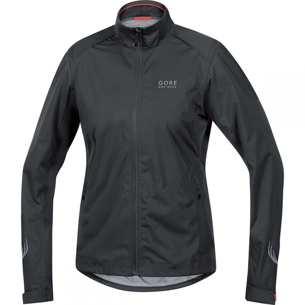 ゴアバイクウェア レディース 自転車 アウター【Element Lady Gore - Tex Active Jacket】Black