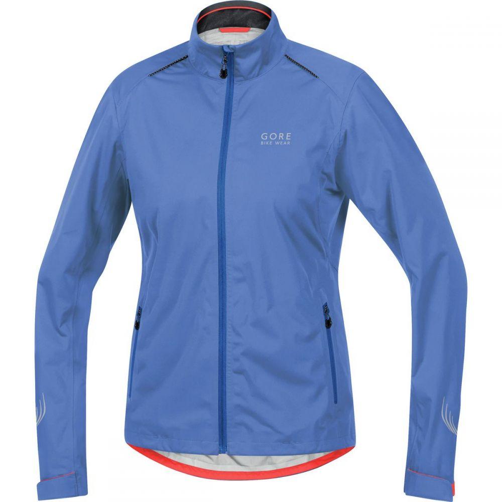 ゴアバイクウェア レディース 自転車 アウター【Element Lady Gore - Tex Active Jacket】Blizzard Blue/Brilliant Blue