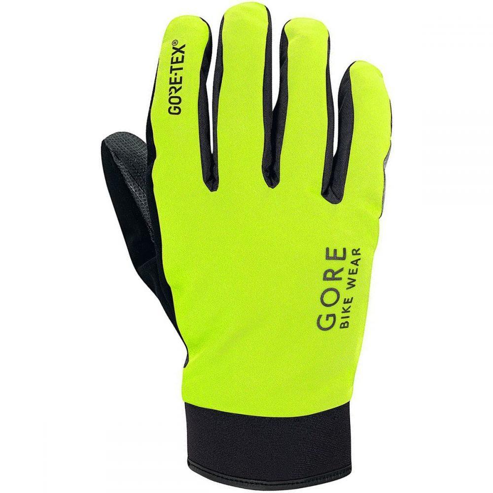 ゴアバイクウェア メンズ 自転車 グローブ【Xenon 2.0 Glovess】Black/White