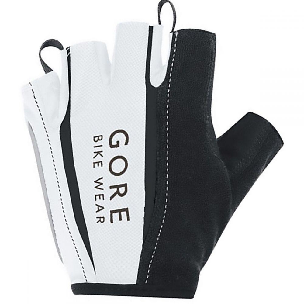 ゴアバイクウェア メンズ 自転車 グローブ【Power 2.0 Glovess】White