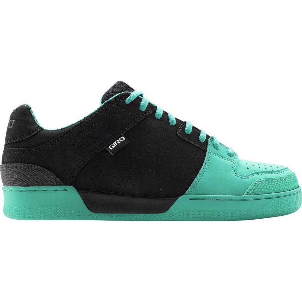 ジロ メンズ 自転車 シューズ・靴【Jacket Shoess】Black/Turquoise