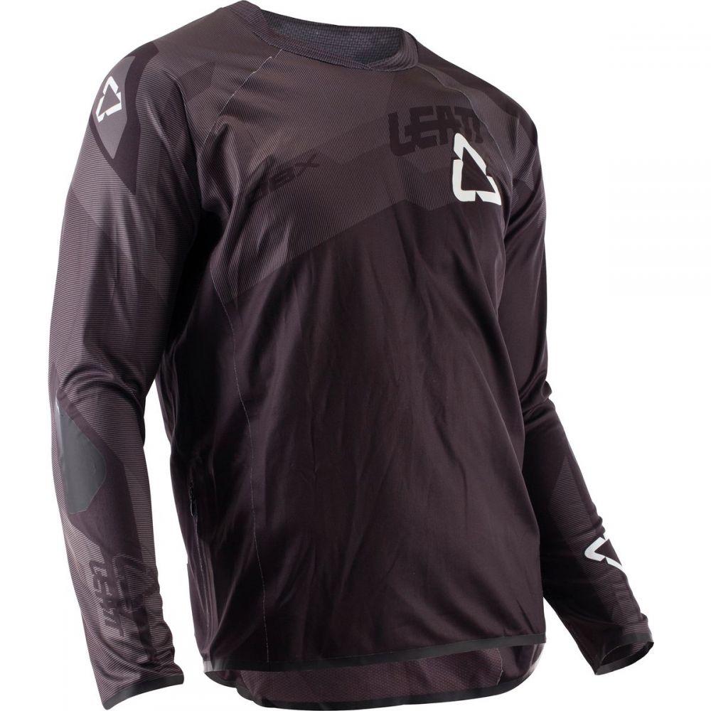 リアット メンズ 自転車 トップス【5.0 All Mountain DBX Long - Sleeve Jerseys】Black