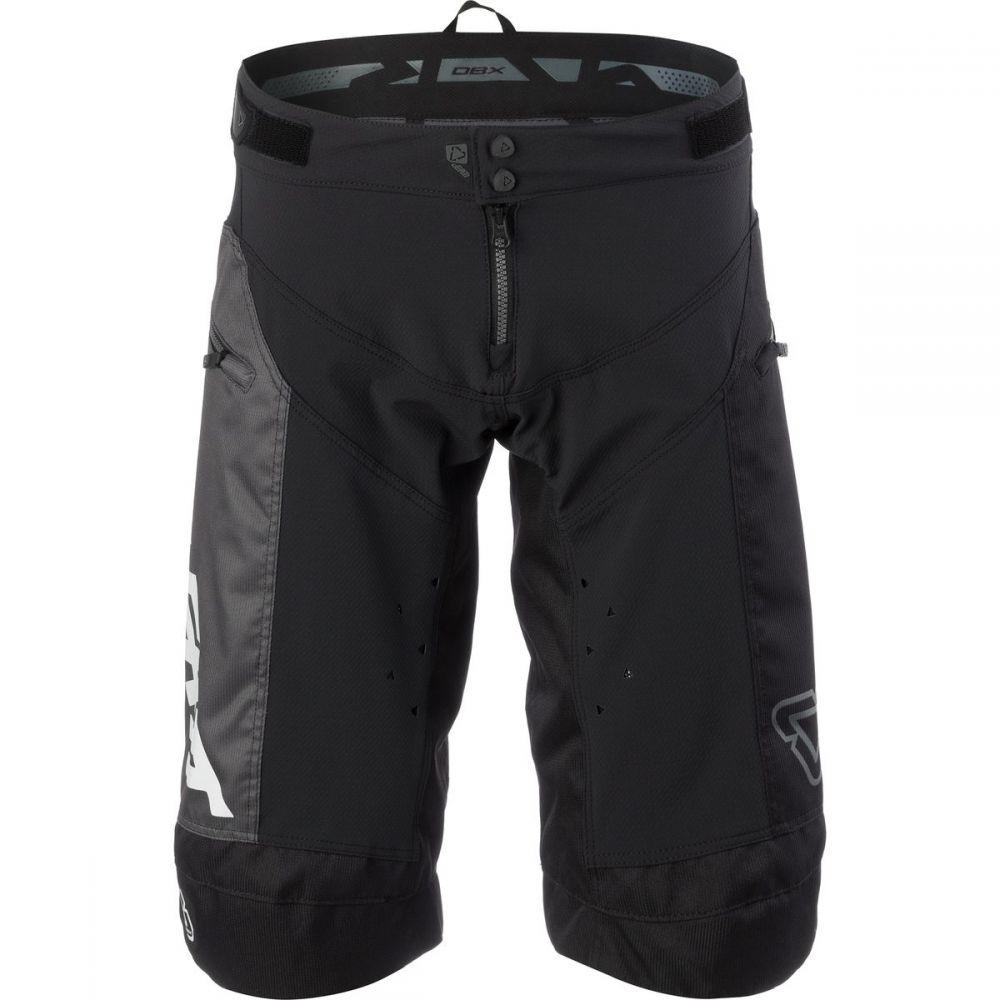 リアット メンズ 自転車 ボトムス・パンツ【4.0 DBX Shorts】Black/Grey