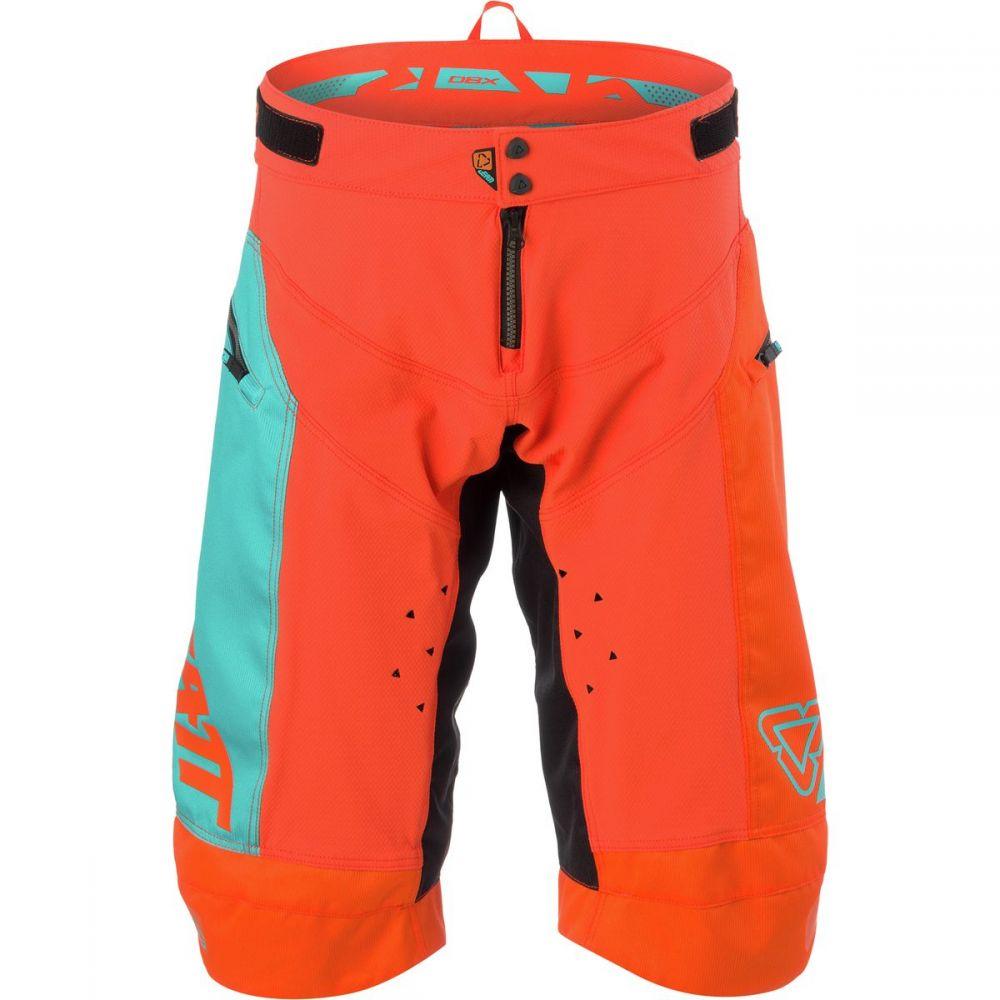 リアット メンズ 自転車 ボトムス・パンツ【4.0 DBX Shorts】Orange/Teal