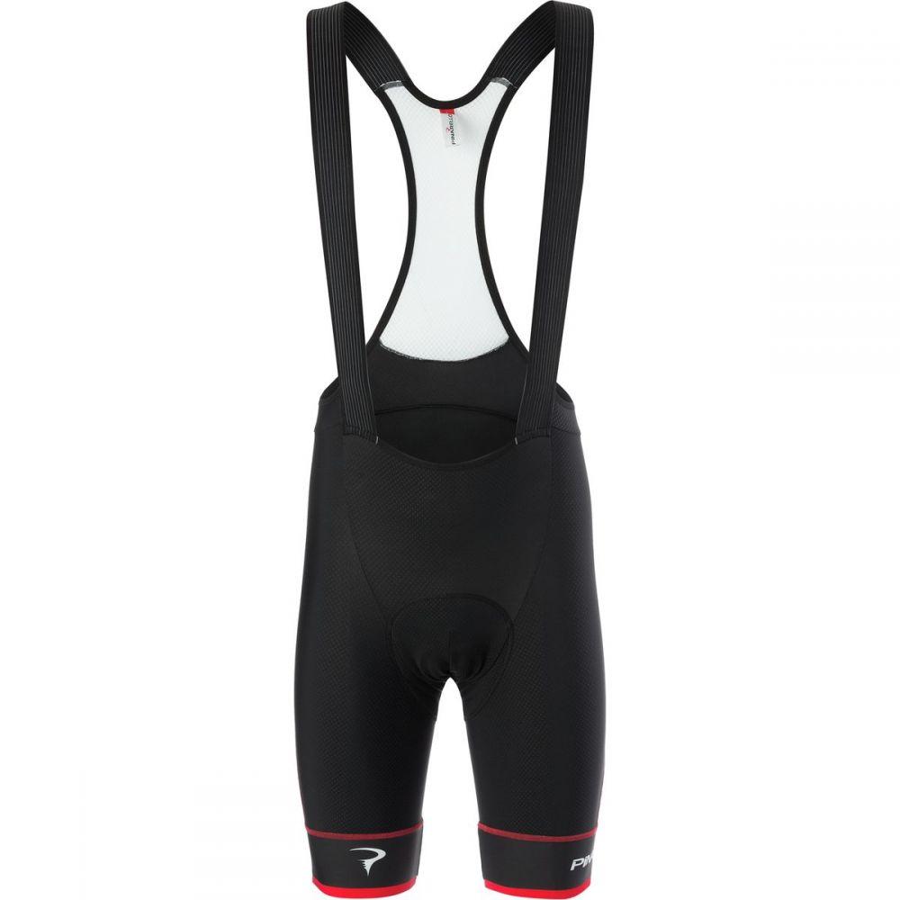 ピナレロ メンズ 自転車 ボトムス・パンツ【Tour Bib Shorts】Black/Red
