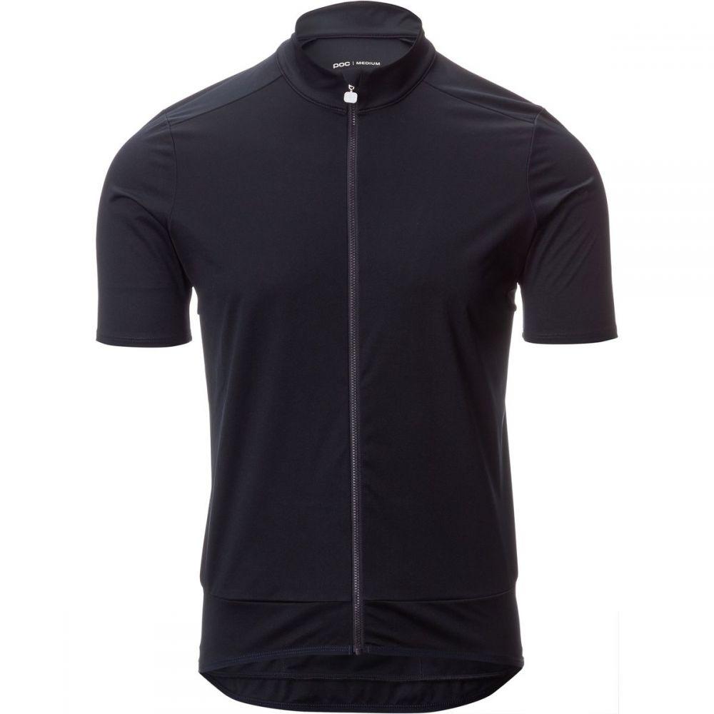 ピーオーシー メンズ 自転車 トップス【Fondo Elements Jerseys】Navy Black