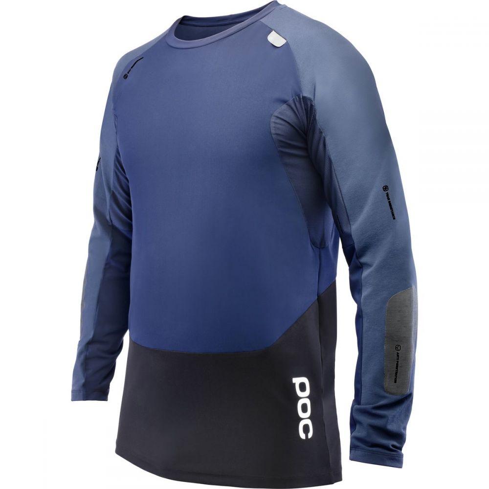 ピーオーシー メンズ 自転車 トップス【Resistance Pro DH Jerseys】Boron Blue