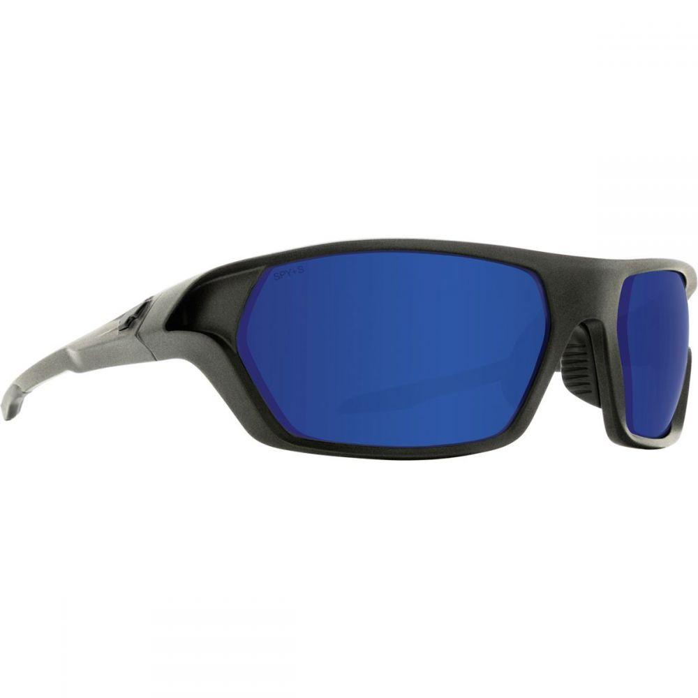 スパイ メンズ スポーツサングラス【Quanta 2 Sunglasses】Matte Graphite Ansi Rx - Happy Bronze W/ Dark Blue Spectra