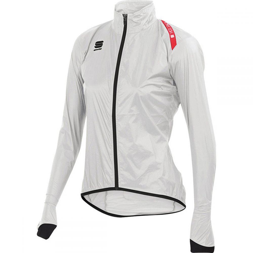 スポーツフル レディース 自転車 アウター【Hot Pack 5 Jacket】White