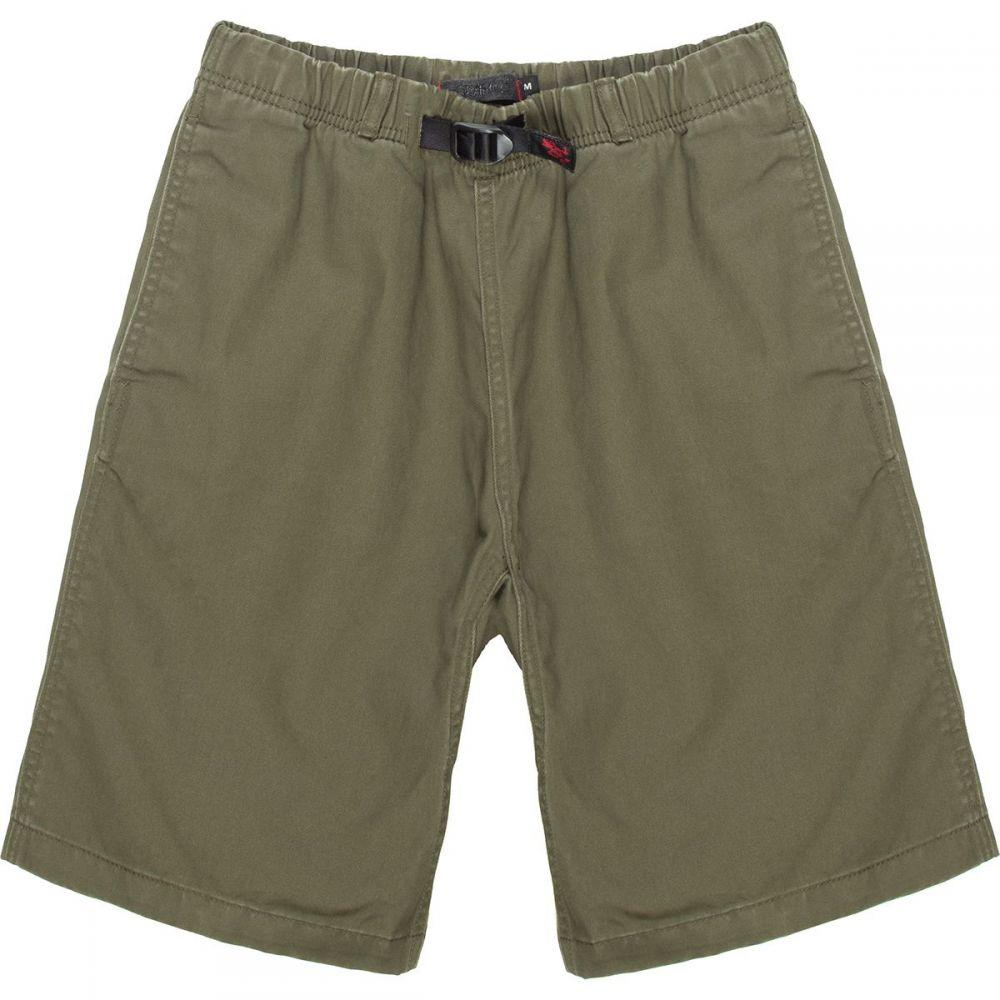 グラミチ メンズ ハイキング・登山 ボトムス・パンツ【Original G - Shorts】Olive Stone