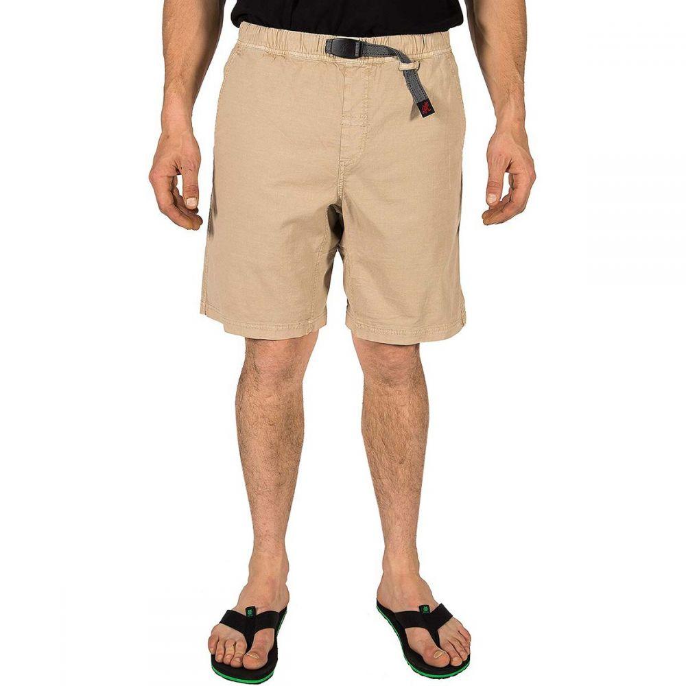 グラミチ メンズ ハイキング・登山 ボトムス・パンツ【Idyllwild Cotton Ripstop Shorts】True Khaki