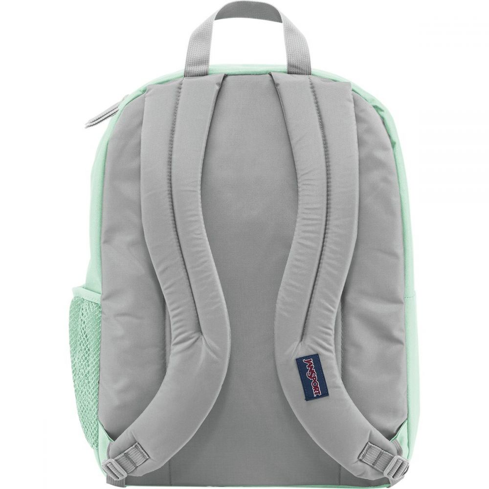 bae25a2eb688 ジャンスポーツ レディース バッグ バックパック・リュック【Big Student 34L Backpack】Brook Green Green  Green 3a4。