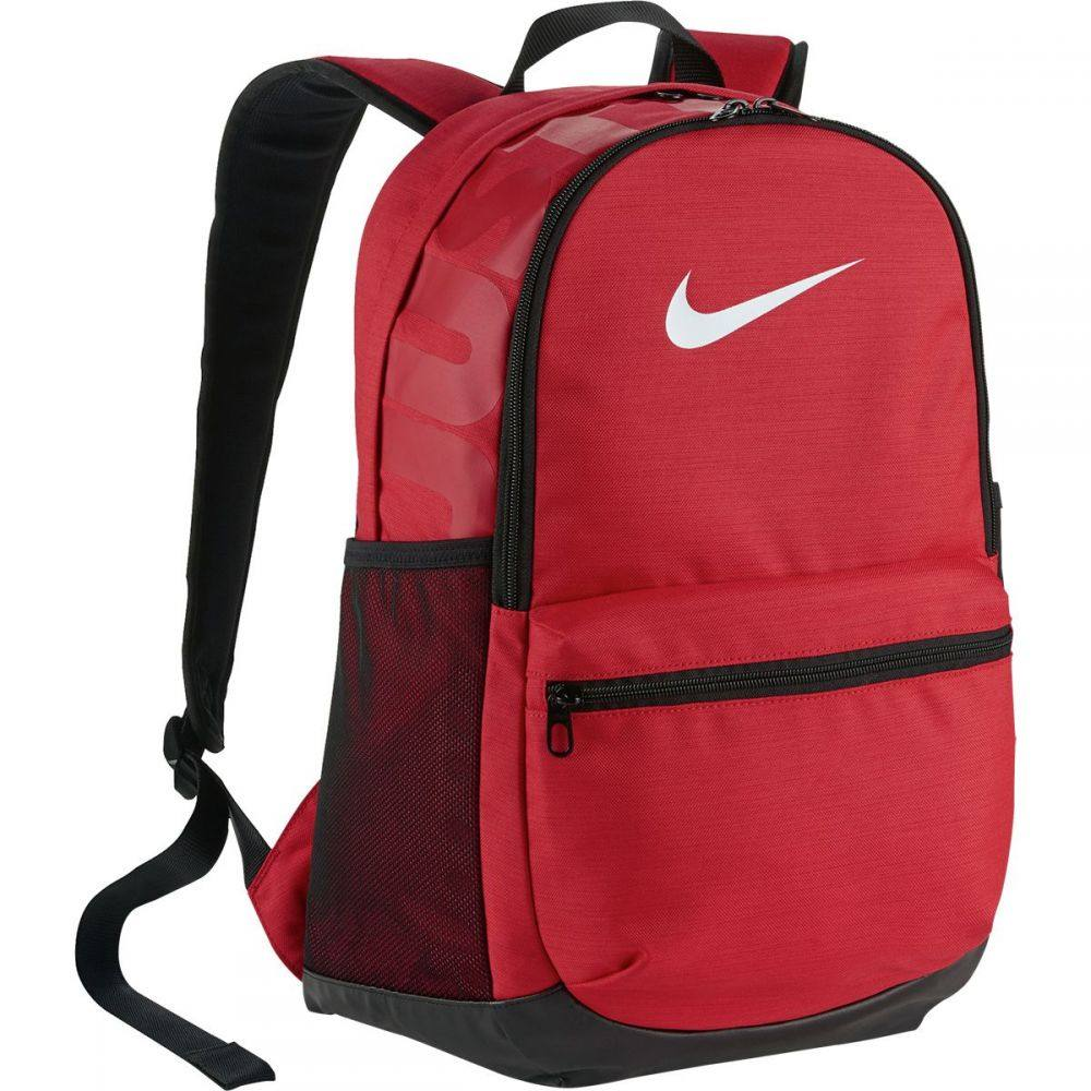 ナイキ レディース バッグ バックパック・リュック【Brasilia Medium Backpack】University Red/Black/White