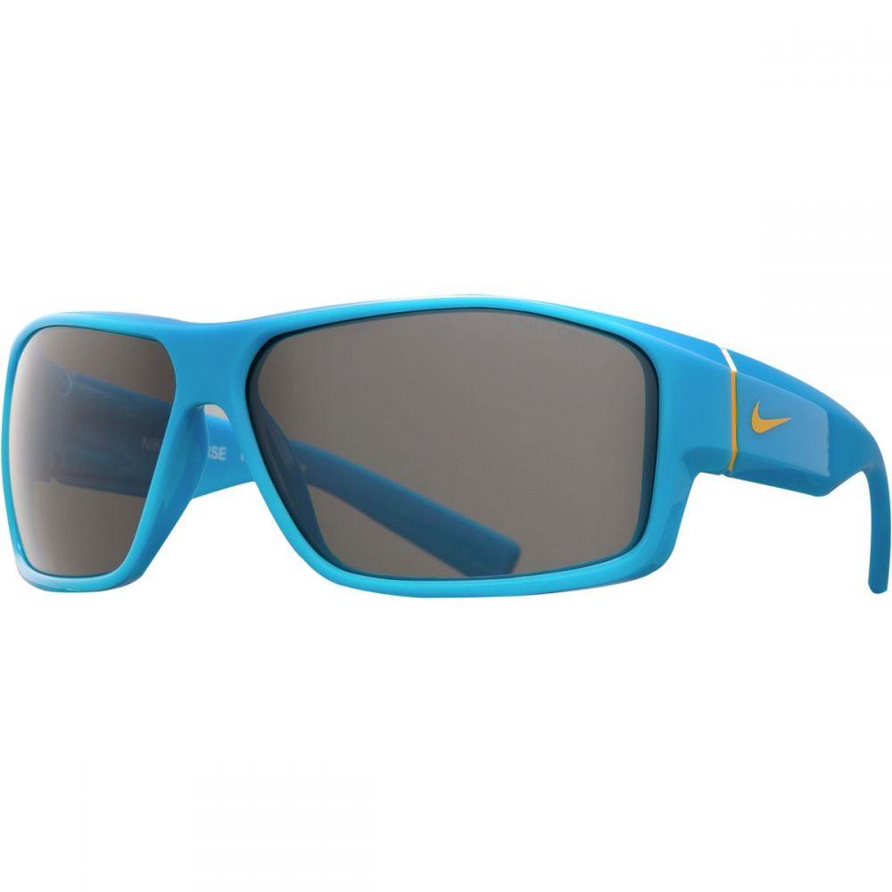 ナイキ レディース スポーツサングラス【Reverse Sunglasses】Lightblue Orange/Greylens