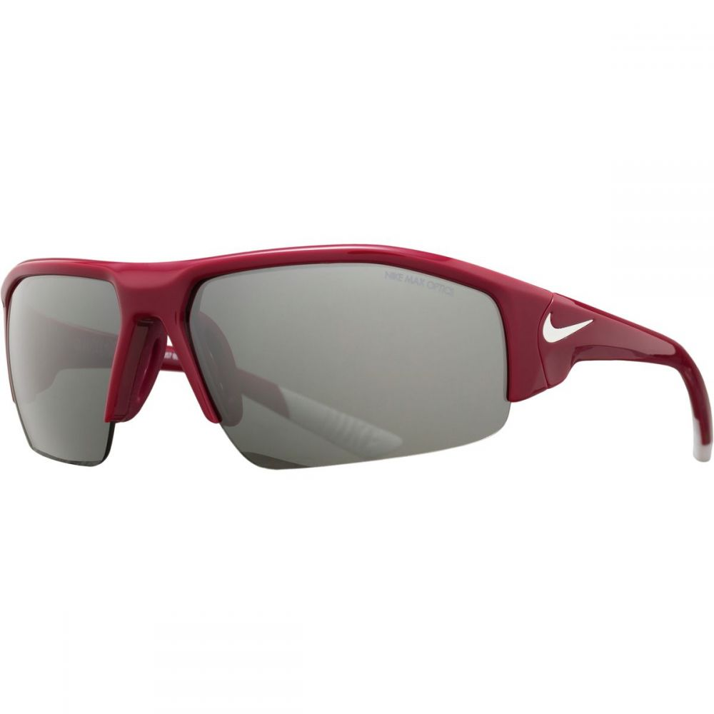 ナイキ レディース スポーツサングラス【Skylon Ace XV Sunglasses】Cardinal White/Grey Lens