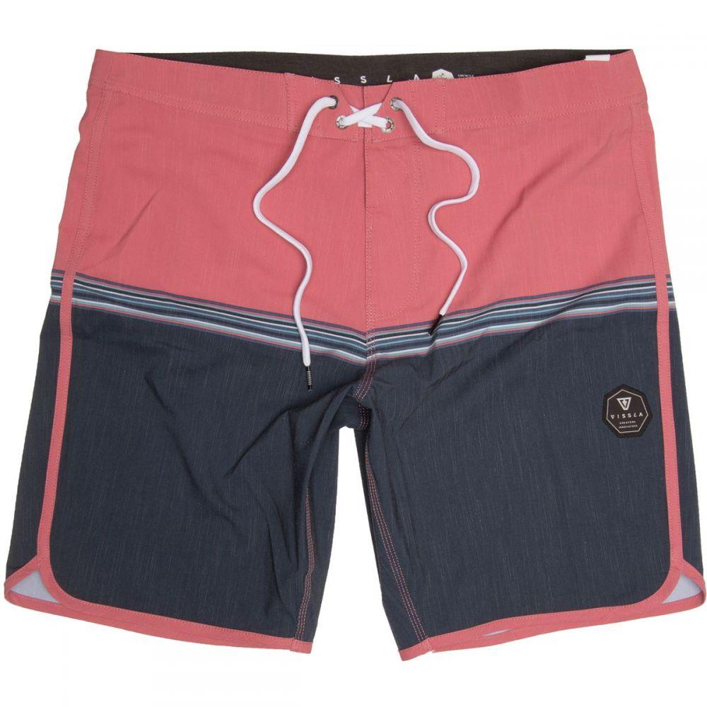 ヴィスラ メンズ 水着・ビーチウェア 海パン【Dredges Board Shorts】Plumeria