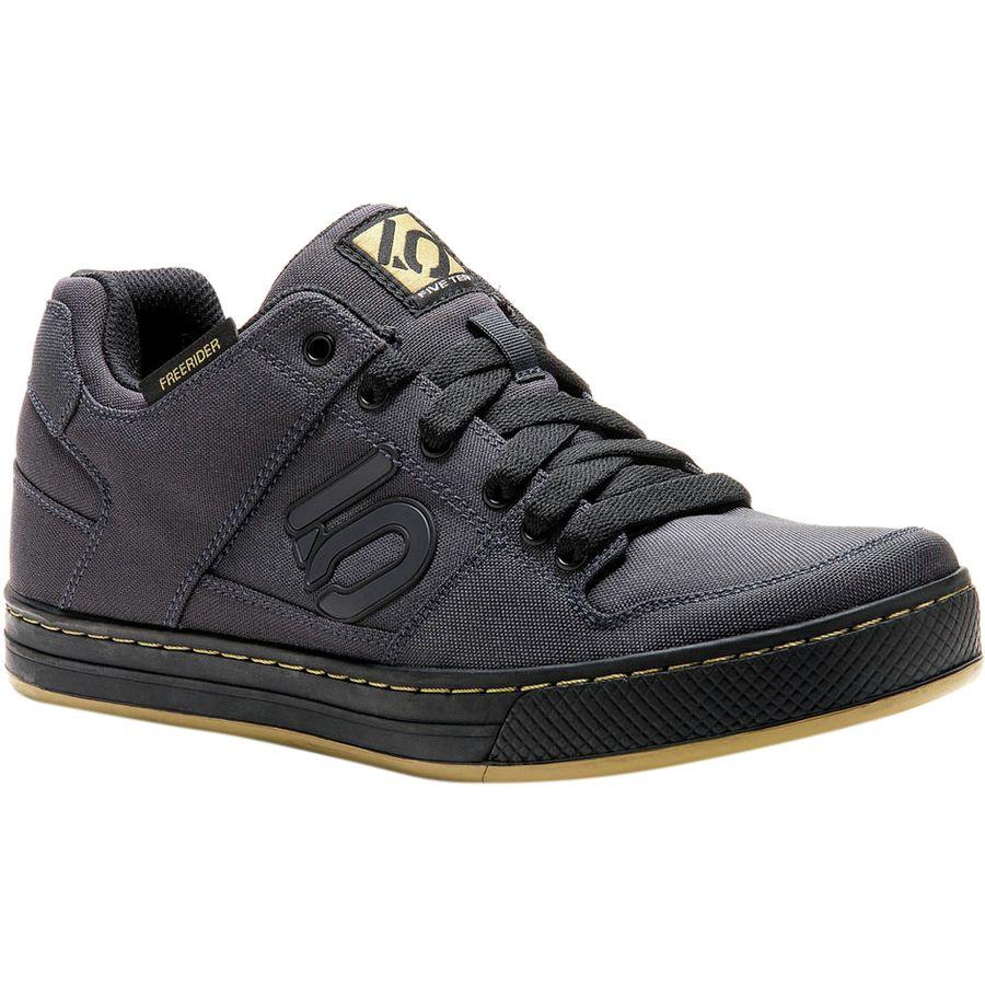 ファイブテン Five Ten メンズ サイクリング シューズ・靴【Freerider Canvas Shoes】Dark Grey/Khaki