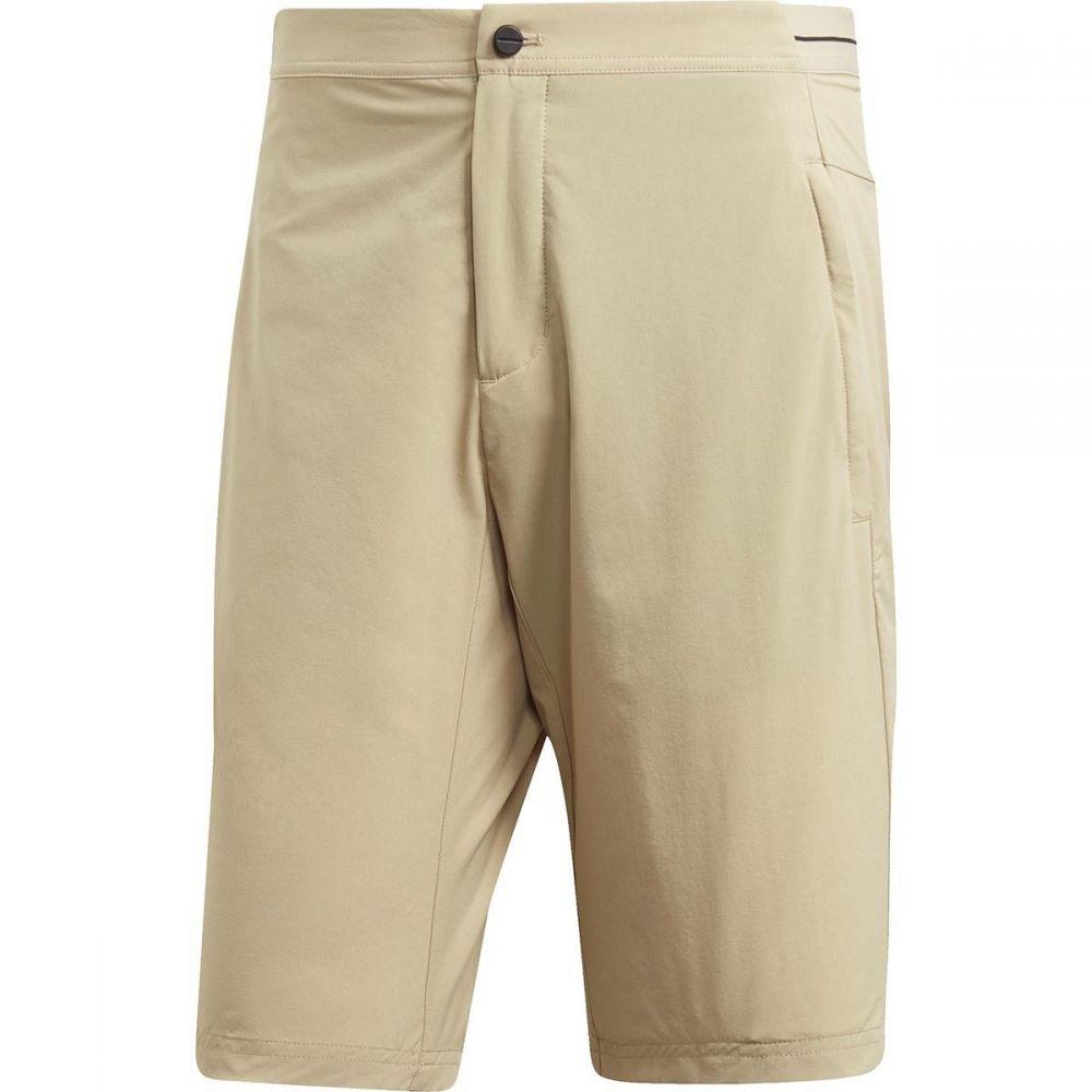 アディダス メンズ ハイキング・登山 ボトムス・パンツ【Liteflex Shorts】Raw Gold