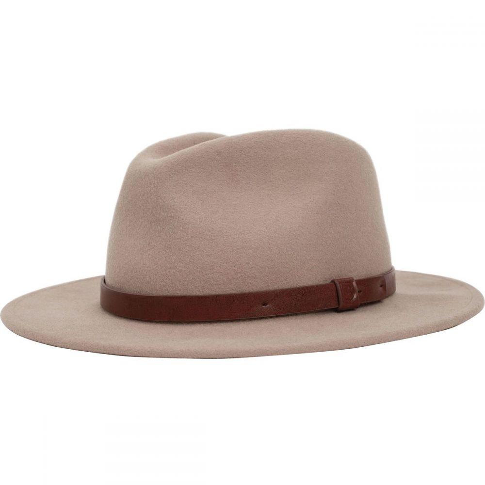 ブリクストン レディース 帽子【Messer Hat】Light Tan