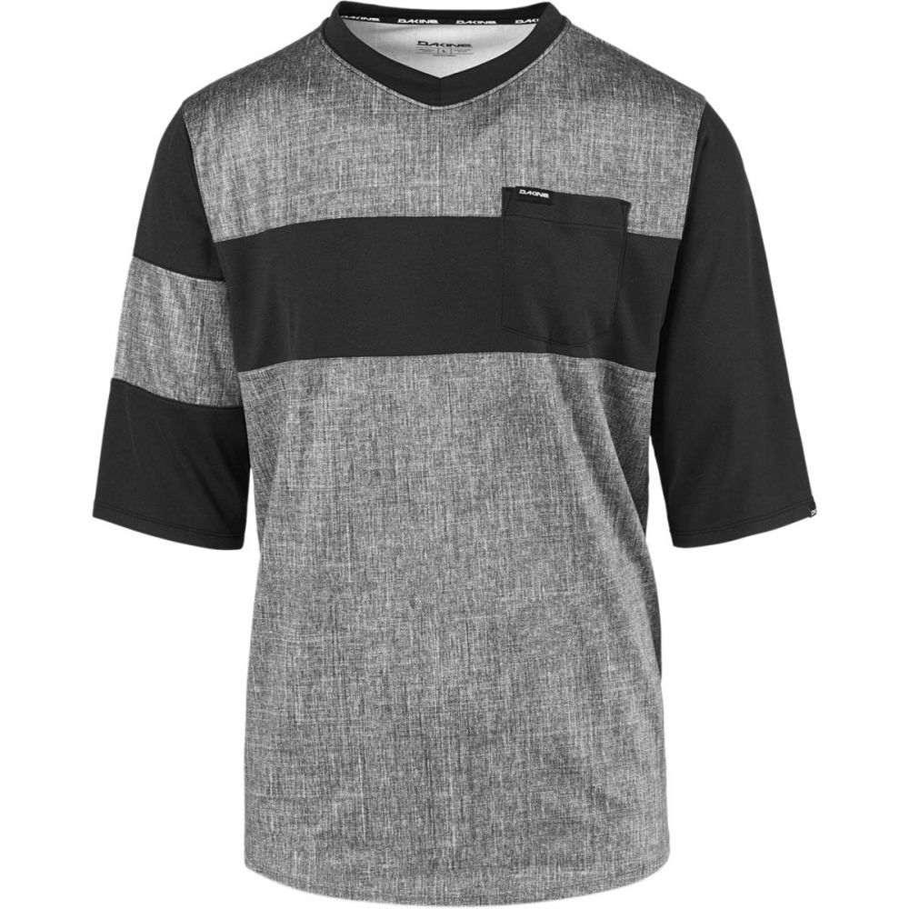 ダカイン メンズ 自転車 トップス【Vectra Jersey - 3/4 - Sleeves】Carbon/Black