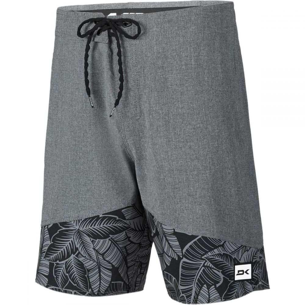 ダカイン メンズ 水着・ビーチウェア 海パン【Storm Board Shorts】Black Stencil Palm